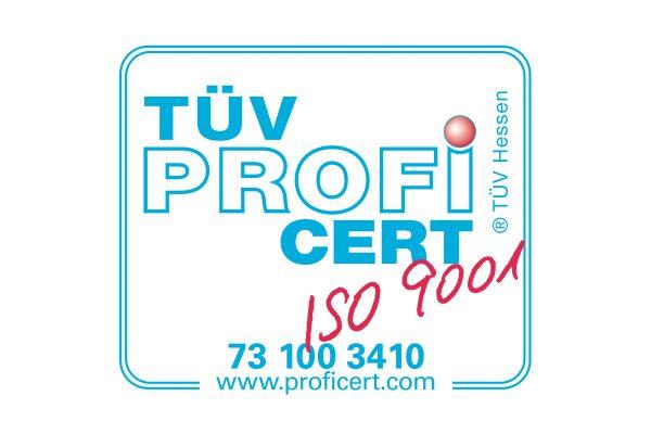 IfsU ist ISO 9001 – zertifiziert